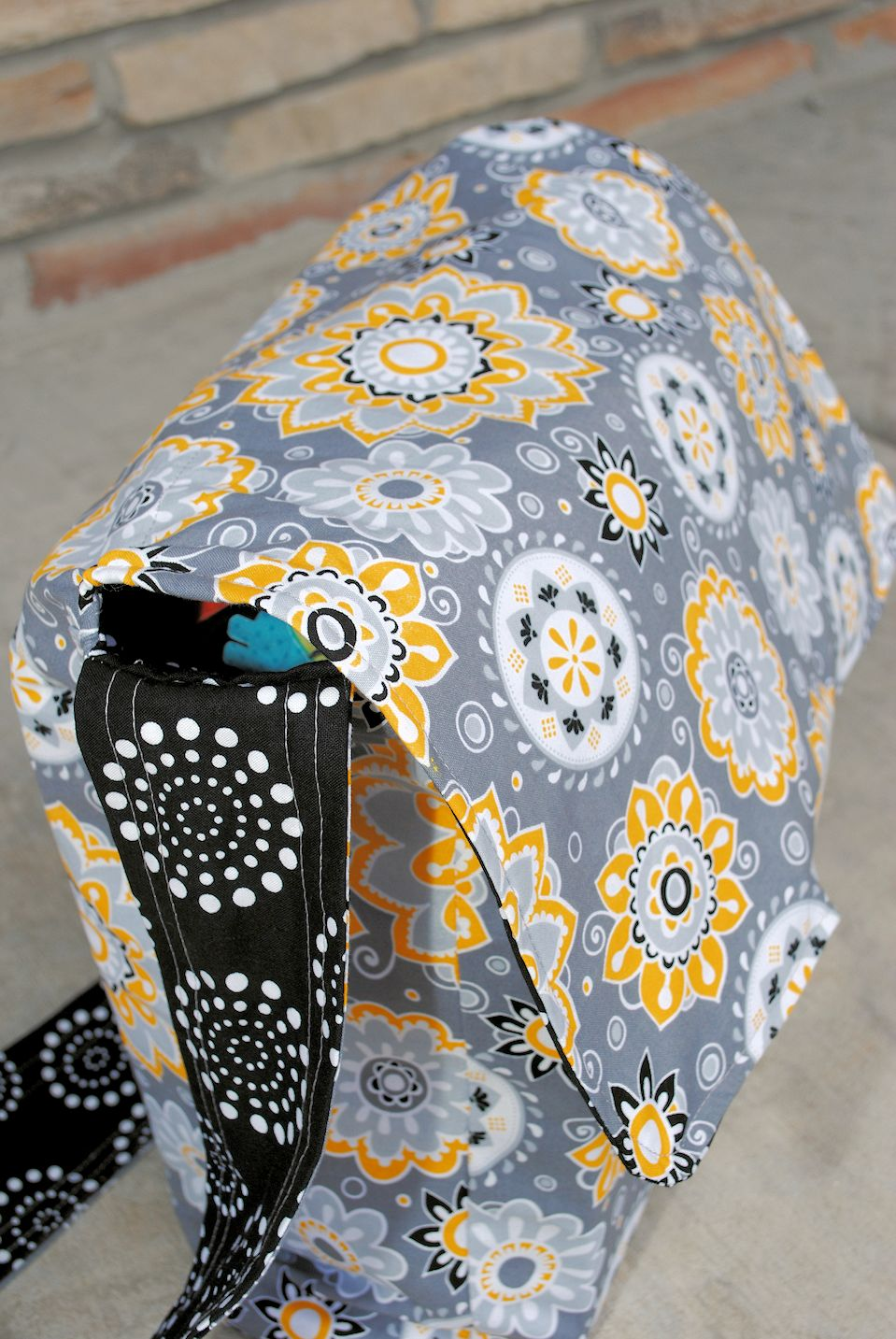 Patterns For Bags : ... know you do. Here?s my newest messenger bag pattern for you to sew