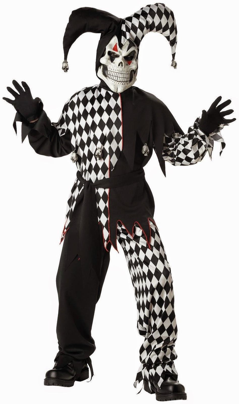 Kids-Mardi-Gras-Evil-Jester-Costumes