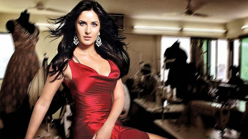 Katrina Voted Sexiest Woman
