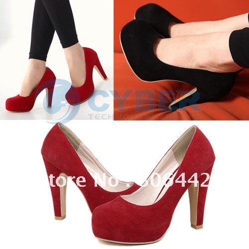 Туфли на каблуке 7 см