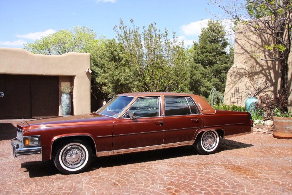All American Classic Cars: 1979 Cadillac Fleetwood ...