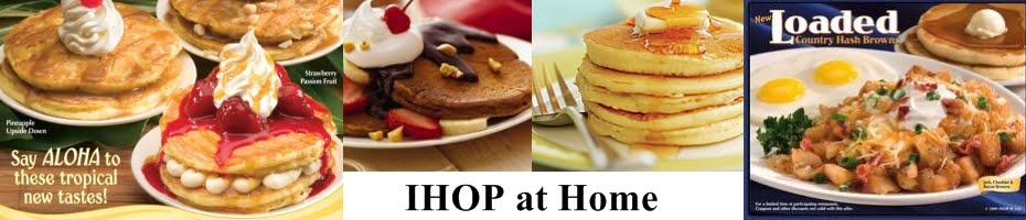 International House of Pancakes Copycat Recipes