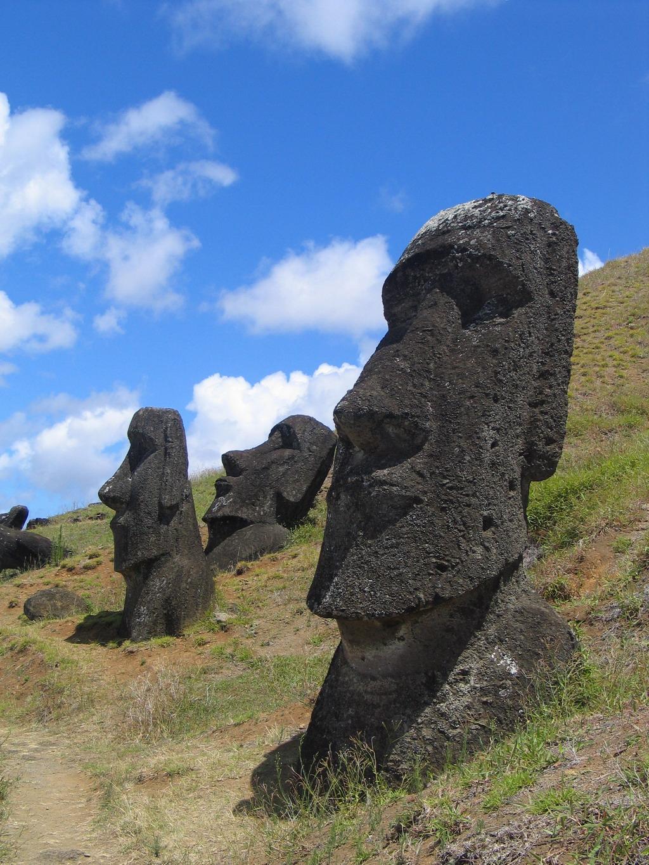 Isla de Pascua, historia e imágenes