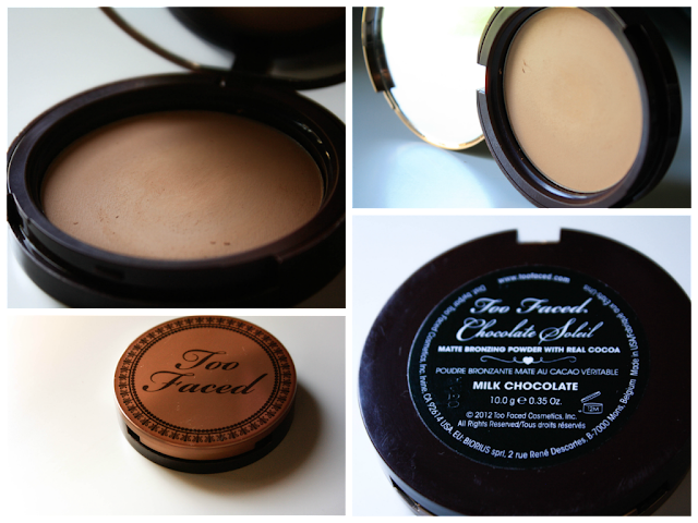 Too Faced Chocolate Soleil Milk Chocolate
