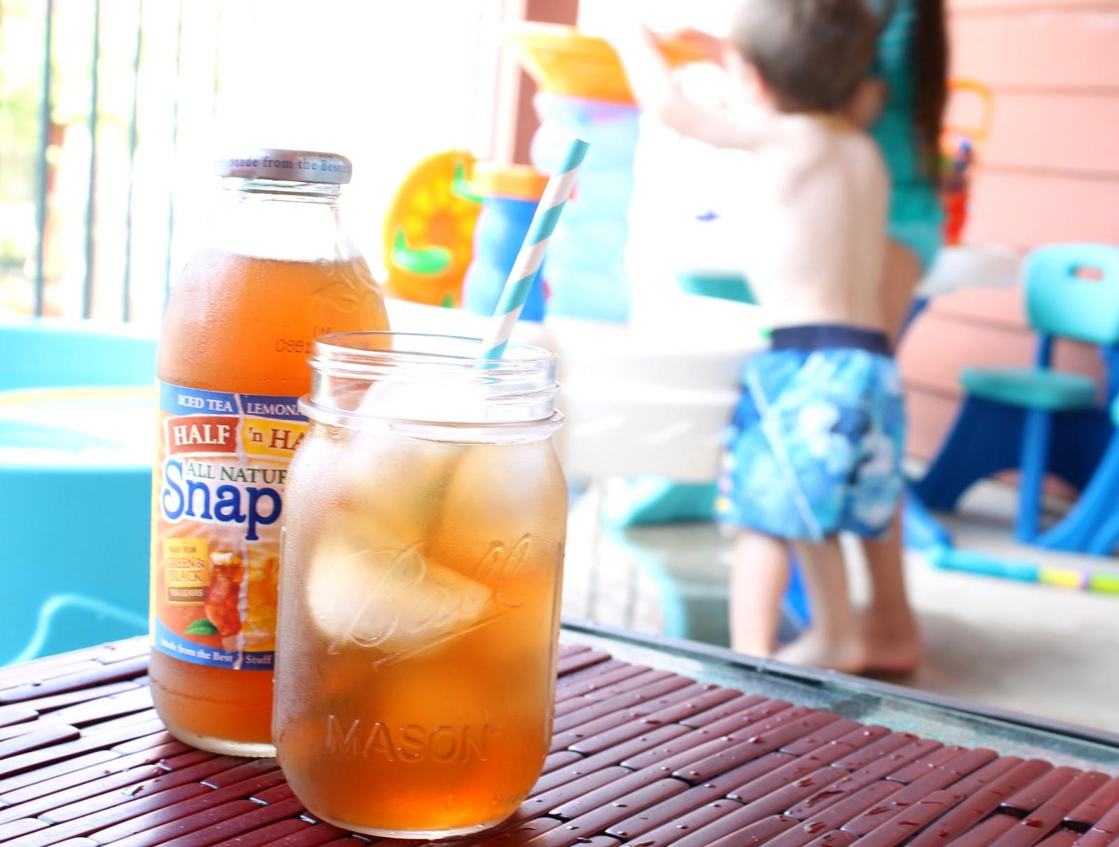 Snapple Ice Tea Lemonade Awesomeness Hot Mama In The City