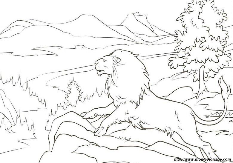 Narnia para dibujar pintar colorear imprimir recortar y pegar title=