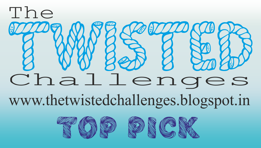 Thetwisted challenge - top pick