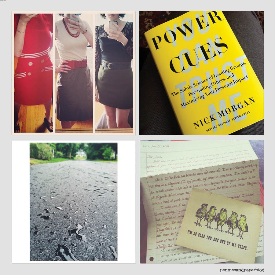 June Instagram | Pennies & Paper Blog