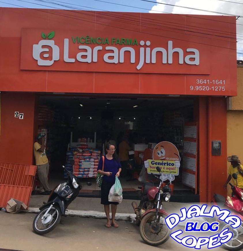 """VICÊNCIA FARMA """"A LARANJINHA""""!"""