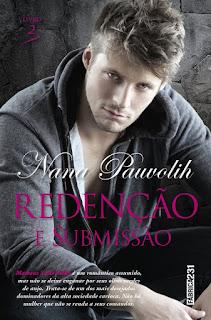 Livro Redenção e Submissão - Autora Nana Pauvolih