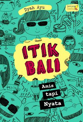 Cover Buku Itik Bali