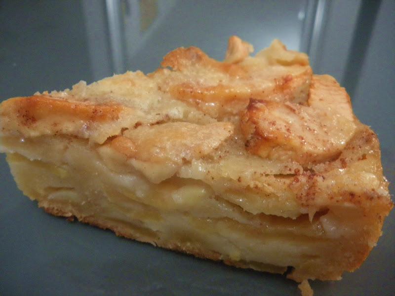 gateau gaga - love cakes: gateau pomme cannelle