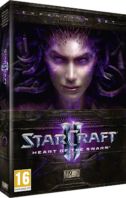 StarCraft II: Heart of the Swarm (PC-GAME)