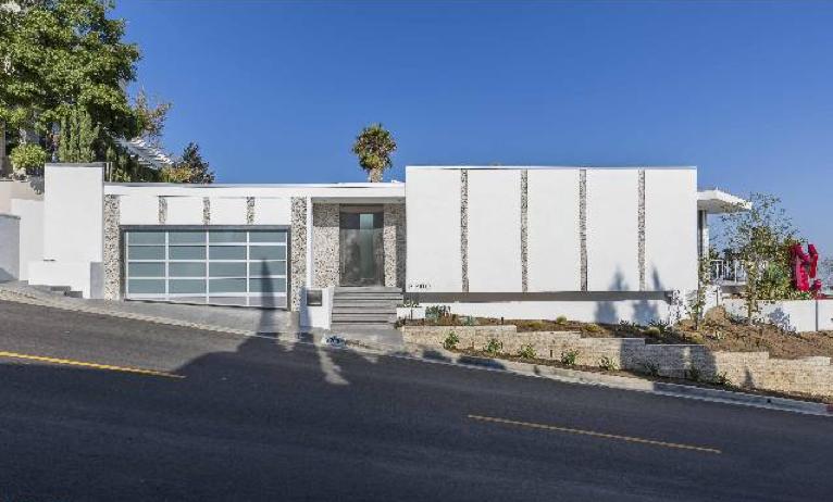 Modern Homes Los Angeles Dec 8 Mid Century Modern Open