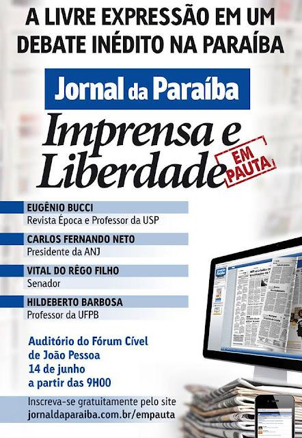Painel Jornal da Paraíba