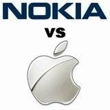 Nokia versus Apple no caso dos smartphones coloridos