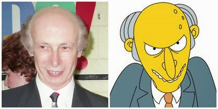 parecidos, parecidos asombrosos, parecidos increibles, parecidos simpsons, parecidos a los simpsons, looks like, seem as, personas parecidas, totally looks like