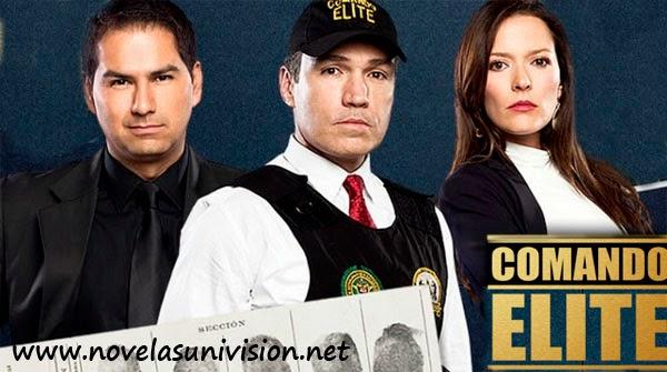 Comando Élite Capítulo 1 Gran Estreno Martes 1 de Octubre de 2013