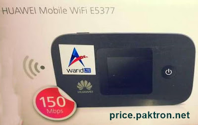 Warid LTE Connectivity