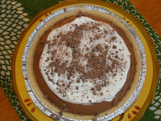 how to make pudding pie firm