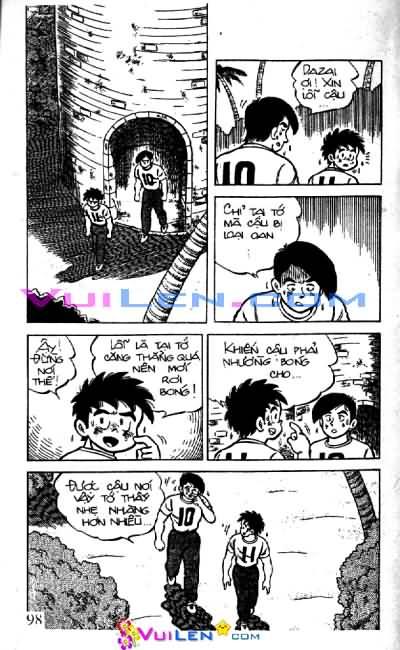 Jindodinho - Đường Dẫn Đến Khung Thành III  Tập 21 page 97 Congtruyen24h