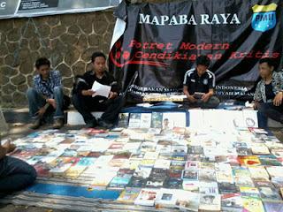 omek terlarang di kampus muhammadiyah