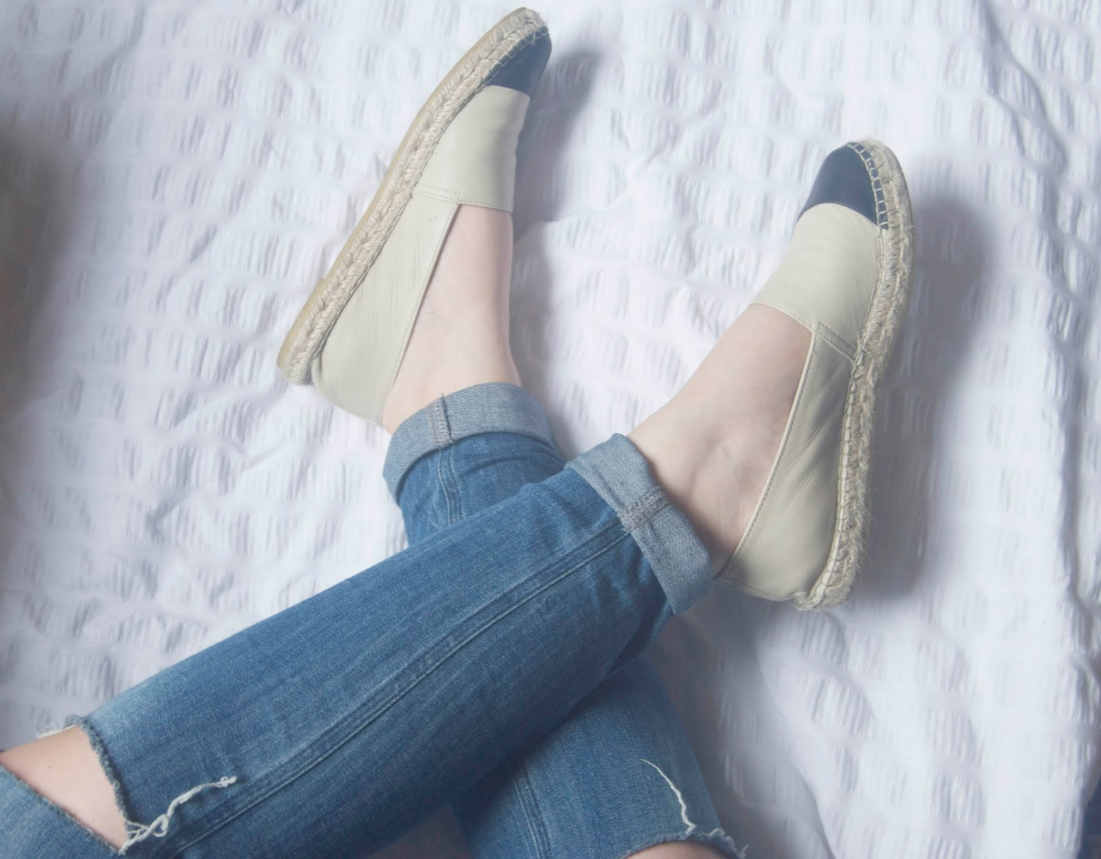 daniel footwear espadrille review