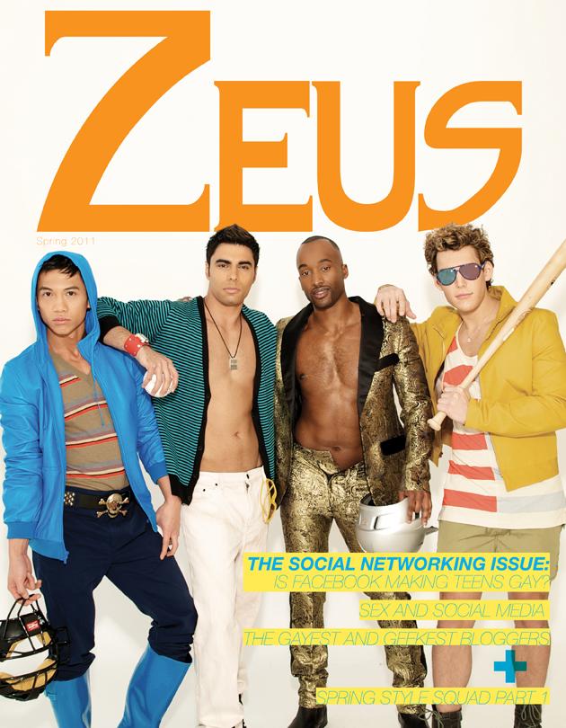 Zeus gay