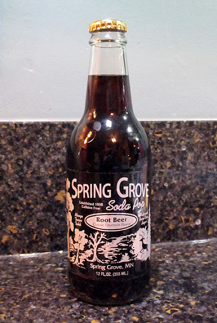 Spring Grove Soda Root Beer