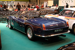 Fetrrari 250 Gt California