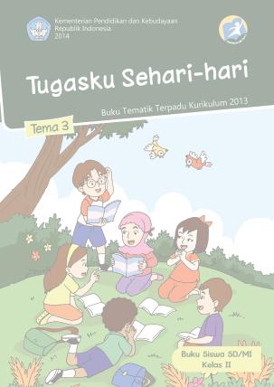 Buku Siswa Kelas Ii Kurikulum 2013 Pak Widi Blog