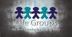 Join A Healing Life Group.