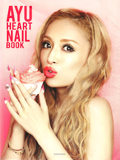 Scans | Ayu Heart Nail Book