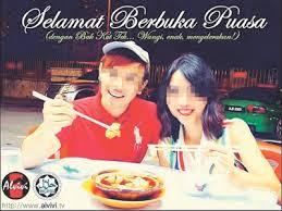 Alvin Tan dan Vivian
