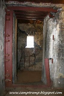 Bunkier II Regelbau 514 - Dąbrowiecka Góra - Wnętrze