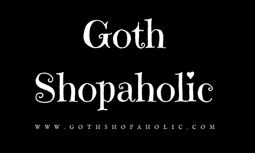 Goth Shopaholic