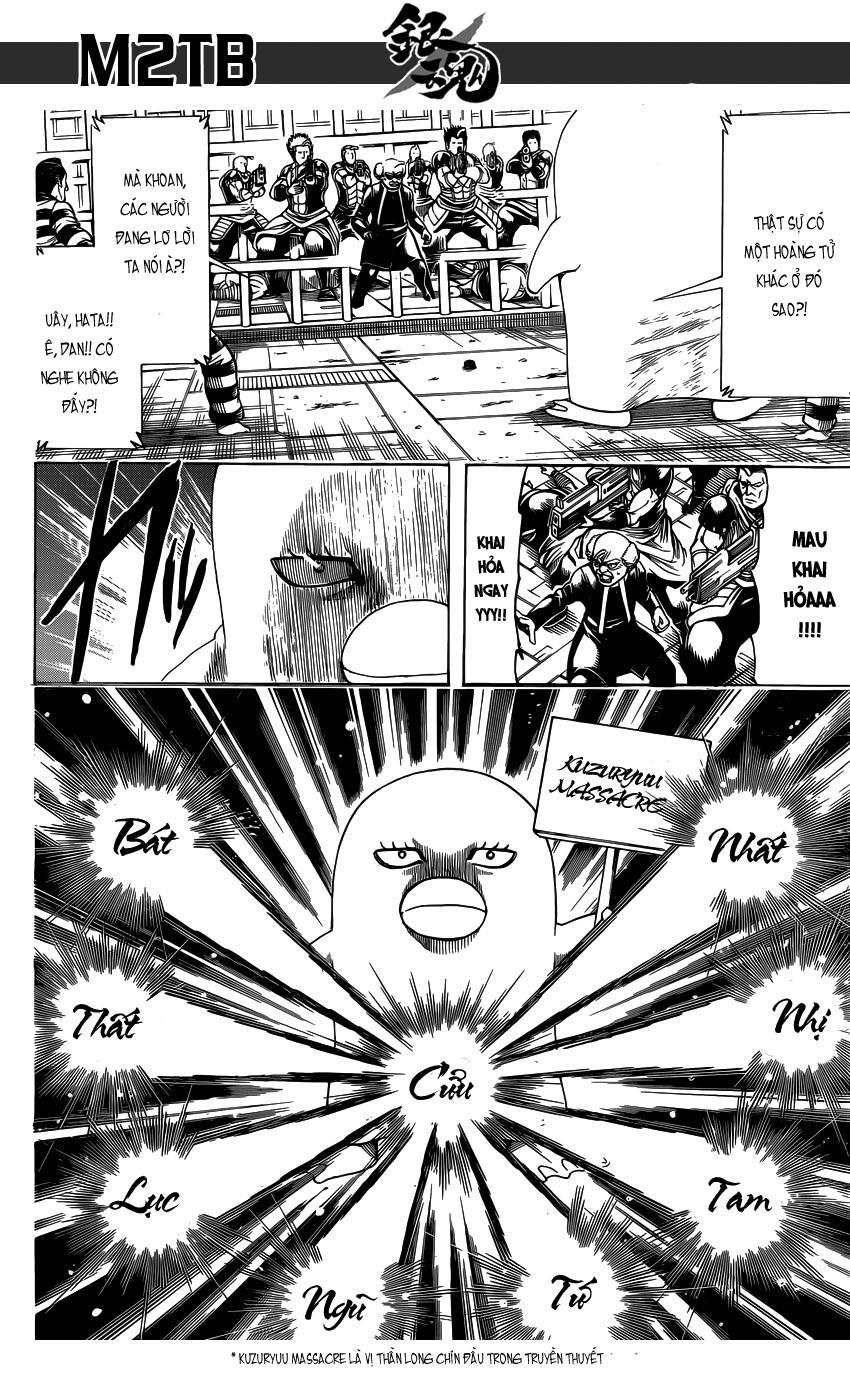 Gintama Chap 614 - Trang 12