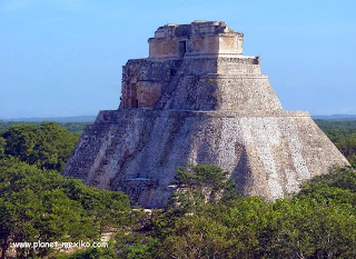 Maya-Ruinen Uxmal