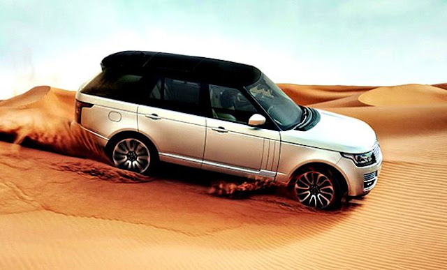 2016 Land Rover LR3 Review