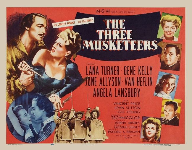 """The Three Musketeers"" (1948)"