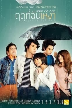 Love In The Rain 2013 poster