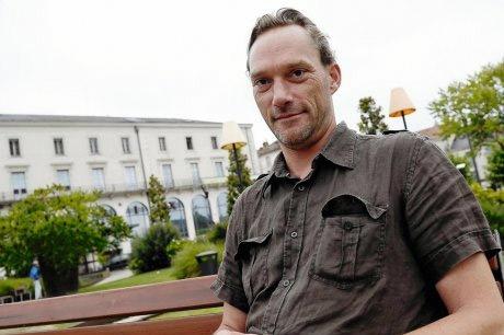 Philippe Cotten à Périgueux en juillet 2006 - journal Sud Ouest