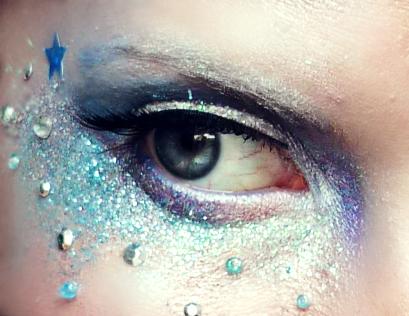 Blue Fairy Eye Makeup | www.pixshark.com - Images ...