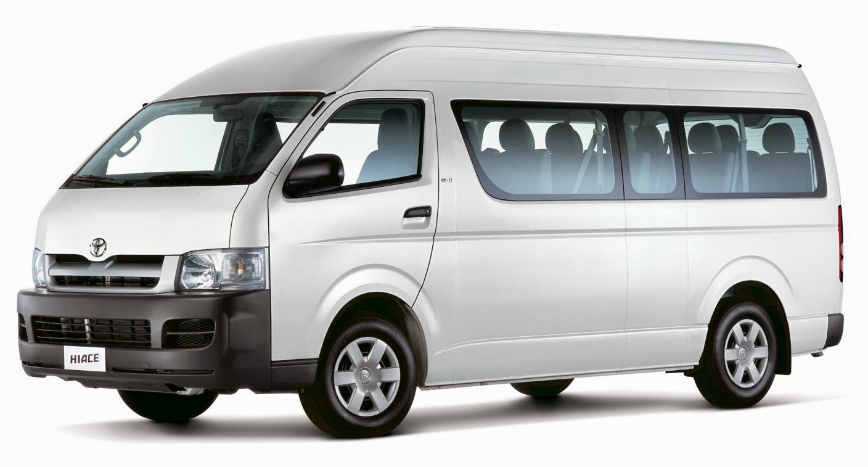 Harga Toyota Hiace