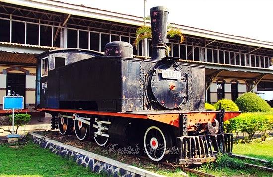 Ambarawa Railway Museum Semarang