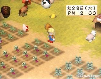 Harvest Moon 2 : For Grils 2
