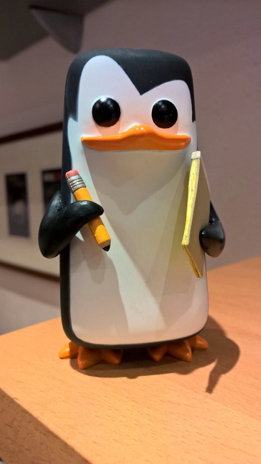 Funko Pop! Kowalski - Pingüinos de madagascar
