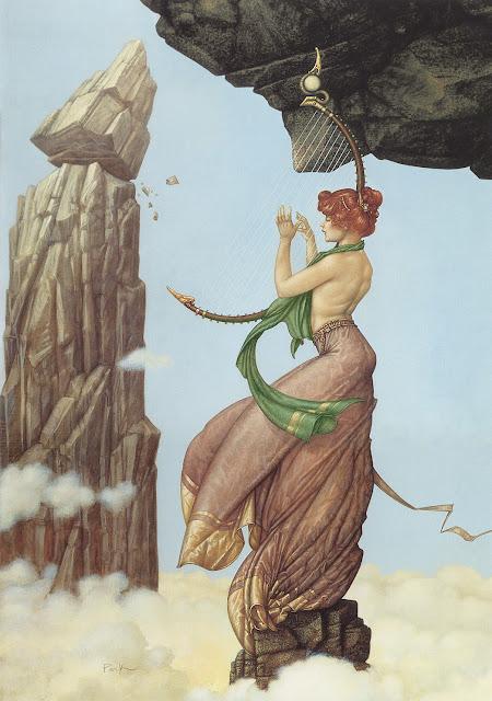 Maria,Micheal Parkes,harp