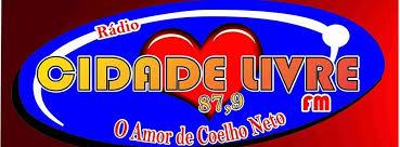 OUÇA AQUI A RÁDIO CIDADE LIVRE FM