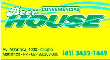 BEER HOUSE CONVENIÊNCIAS